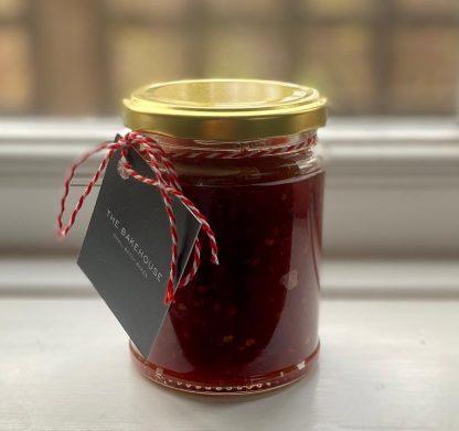 A single pot of chilli jam